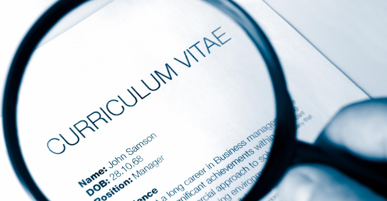 5 Señales que necesita urgentemente una revisión tú Currículum ...