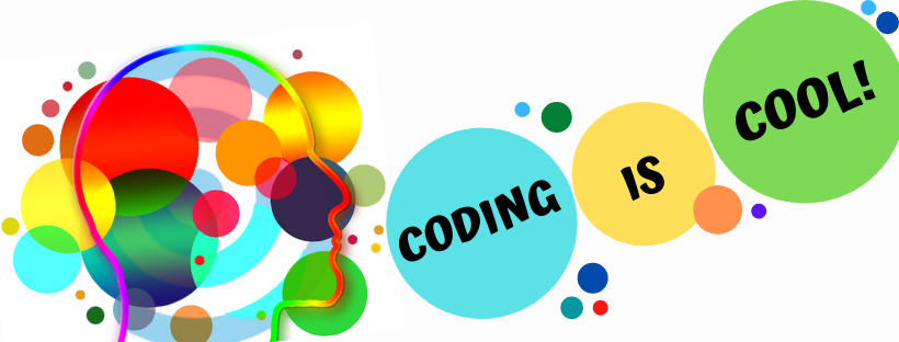 Coding or computer programming is cool and fun for kids
