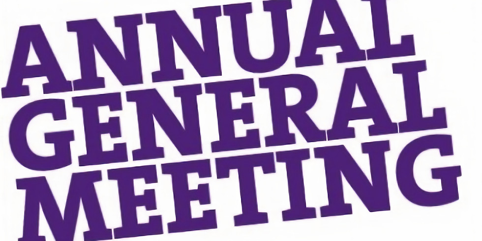 2021 Annual General Meeting