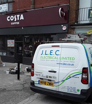 New Costa Coffee - Penwortham