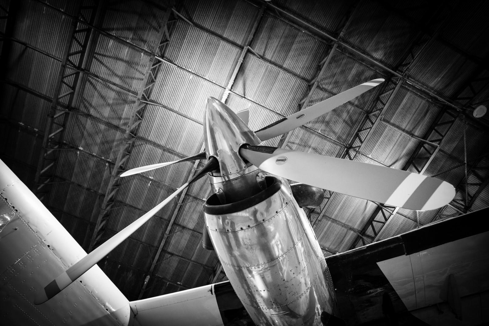 MONO - Propeller by Nigel Bell (10 marks)
