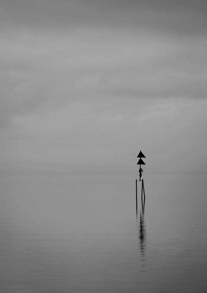 MONO - Sea Mist by Dave Beattie (7 marks)