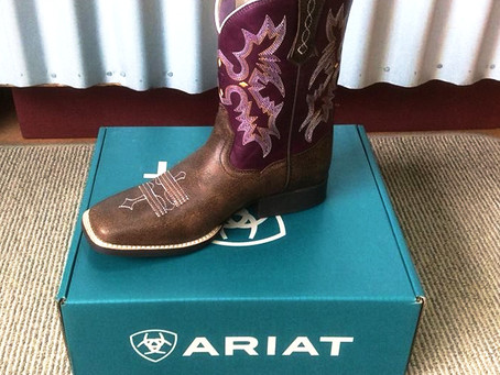 NEW FROM ARIAT