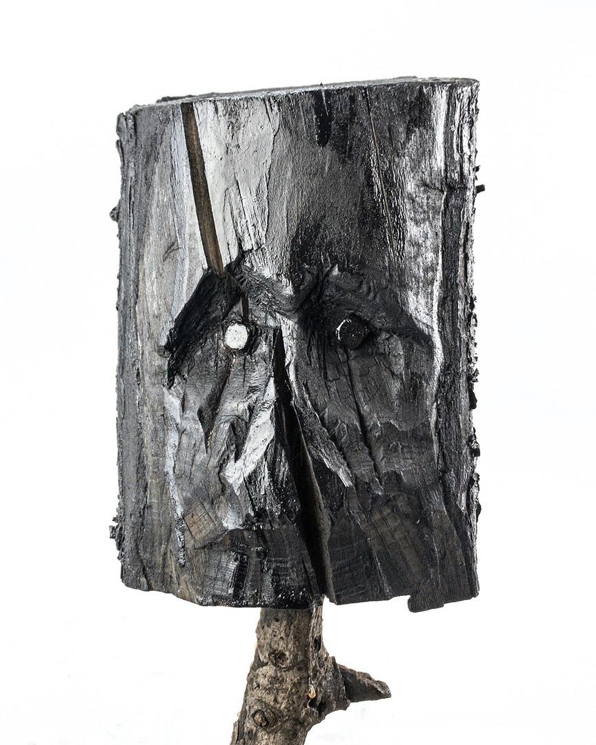 Muted Spirit: Helen (Detail)⠀