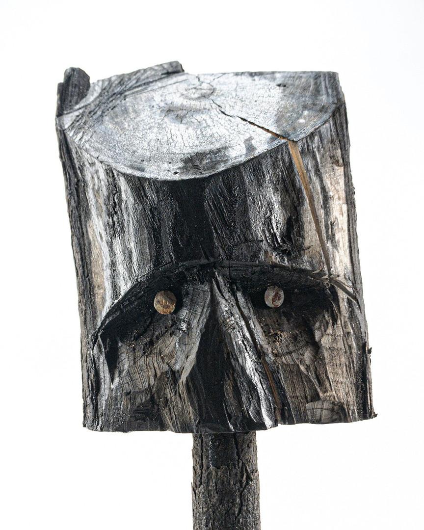 Muted Spirit: Sinclair (Detail)
