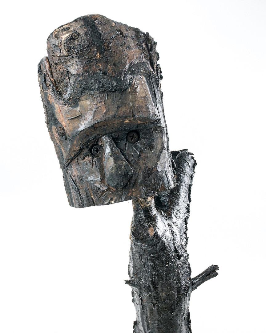 Muted Spirit: Lester (Detail)⠀