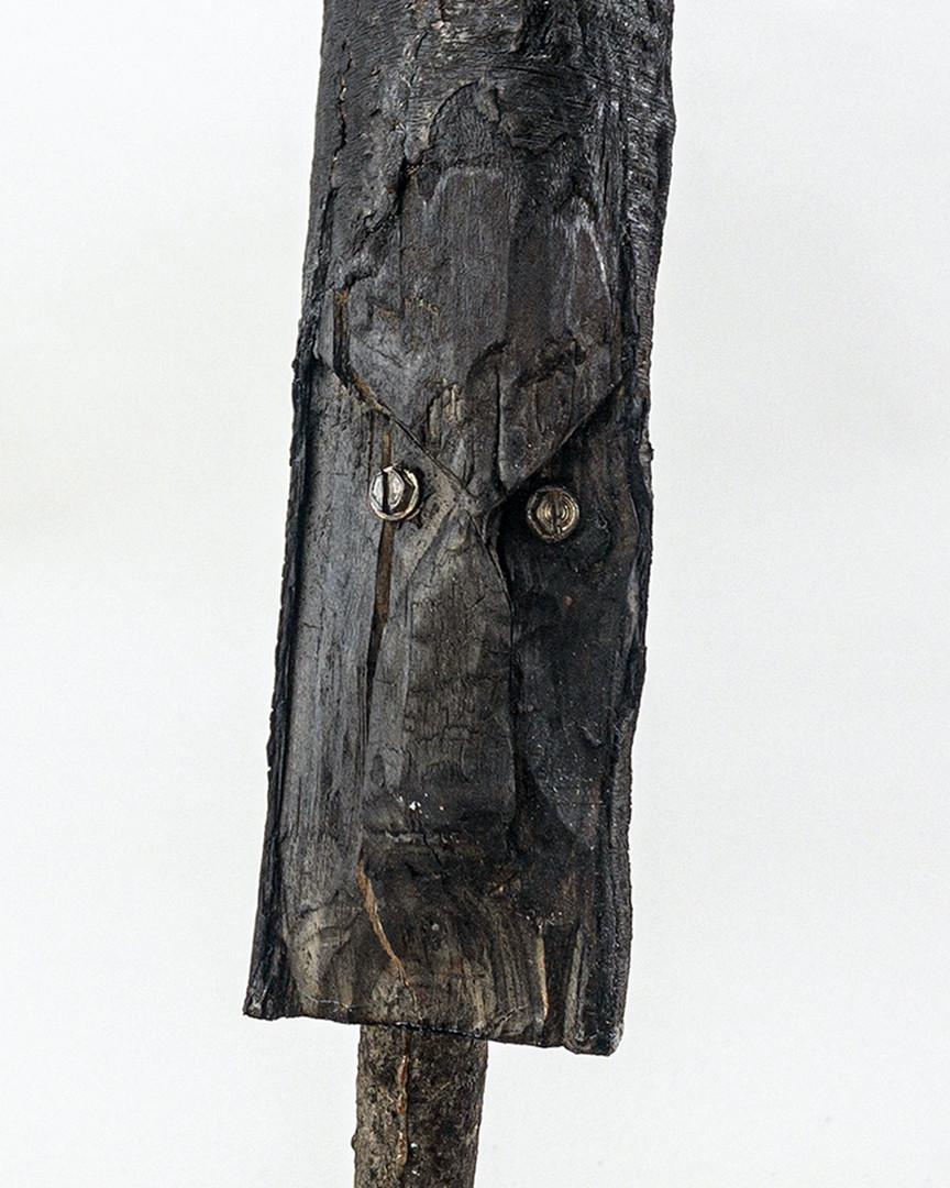 Muted Spirit: Clyde (Detail)