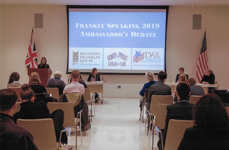 Frankly Speaking Competition 2019