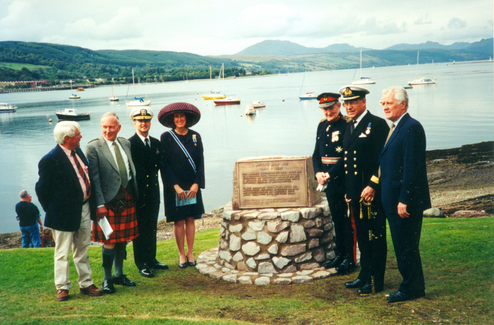 Rosneath Naval Base