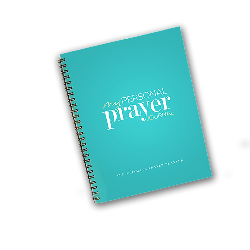 My Personal Prayer Journal
