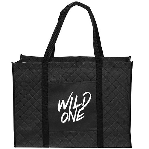 Exclusive Wild One Tote Bag