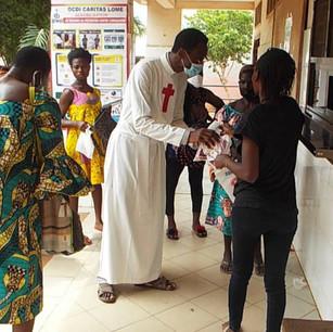 The Priest Visits Patients