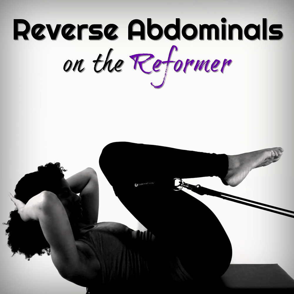 Ava Comissiong abs reformer