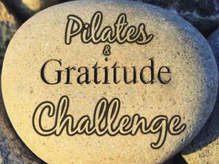Pilates & Gratitude Challenge