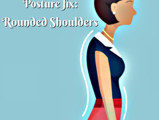 Form & Function: Posture Fix (Slouching Rounded Shoulders)