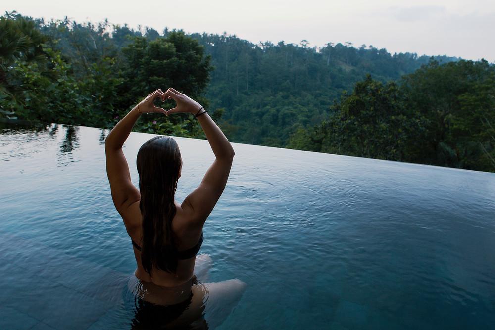 Juliet heart pool