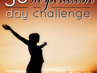 30 Day Inspiration Challenge