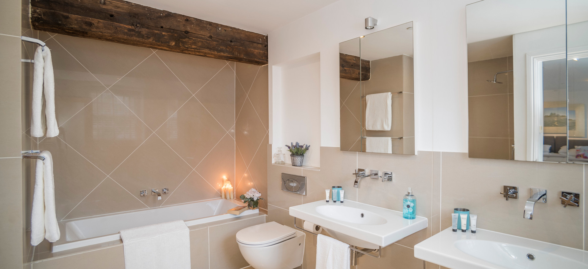 Ensuite for Bedroom Three