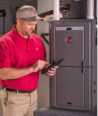 furnace heater repair new ac install st. louis missouri best hvac company