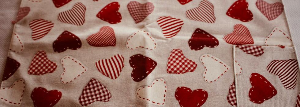 Set de table St Valentin - Anette L.D