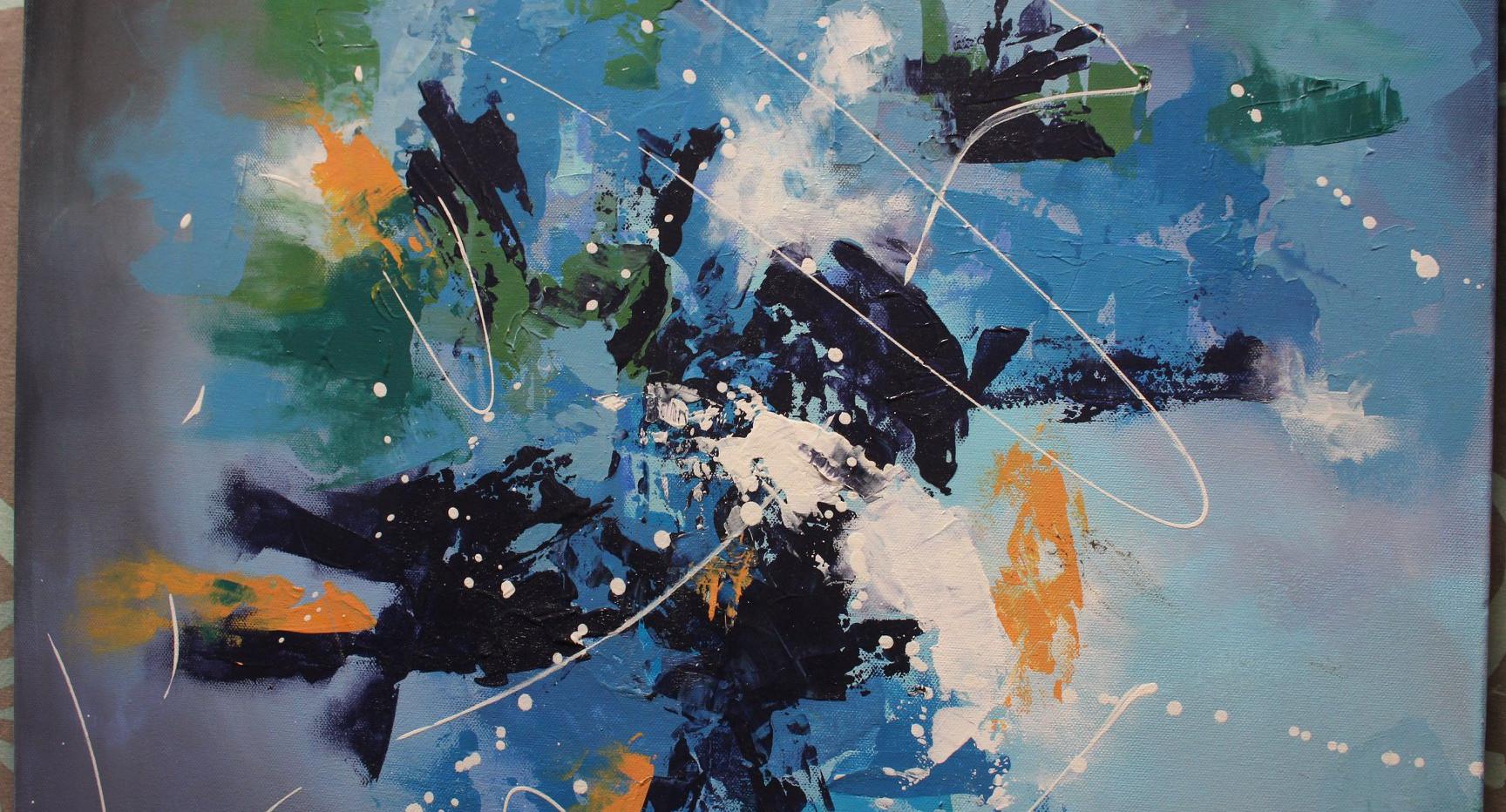 7 - Acrylique - J.L
