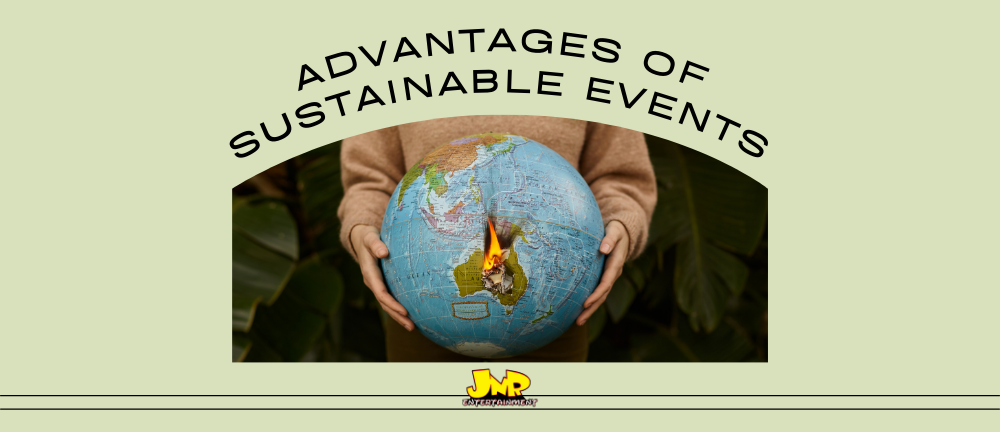 advantages of sustainable event