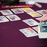 tarot reading fringe activity roving talent entertainment best singapore kids birthday party corporate event company