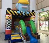 working elephant bouncy castle rental singapore