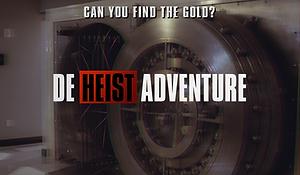 money heist theme escape room virtual escape room