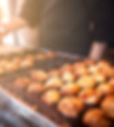 Takoyaki live station catering singapore event