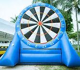 soccer dart inflatable Rental JNR Entertainment Singapore