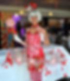 Lollipop candy human table rental singapore