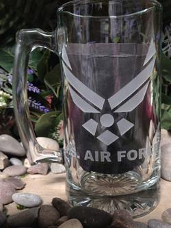 Military Air Force Beer mug