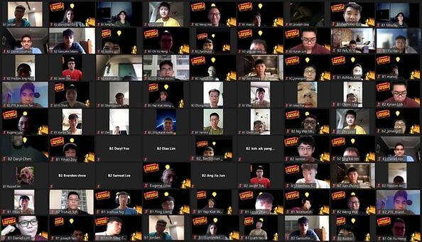 online virtual escape room sgescaperoom singapore team building activity