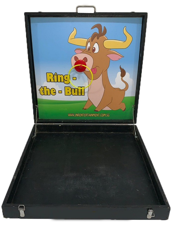 Ring the Bull Carnival Game Stall