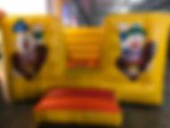 Clown Bouncy Castle Rental Singapore 3.7