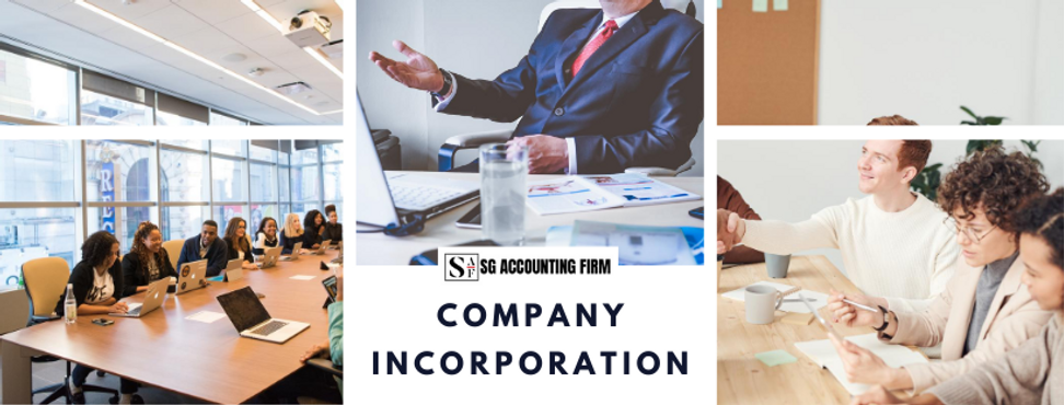 company incorporation registration