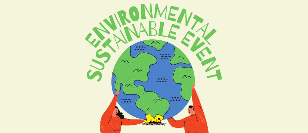 environmentally sustainable event
