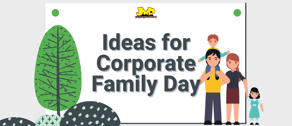corporate family day corporate team bonding year end party celebration