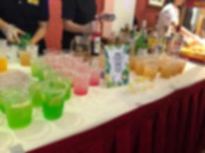 bartending service singapore cocktail mocktail live station