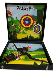 Archery Bowl Carnival Game Stall