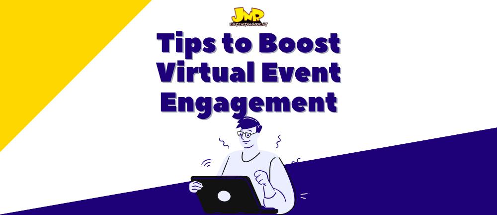 virtual event event planner event organiser