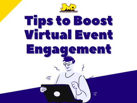 Tips to Boost Virtual Event Engagement