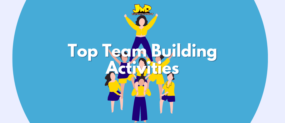 top team building activity team bonding