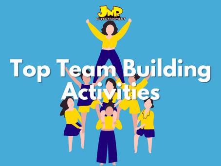 Top Team Building Activities