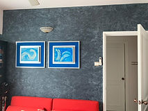 HDB home painting service singapore special effect momento nippon
