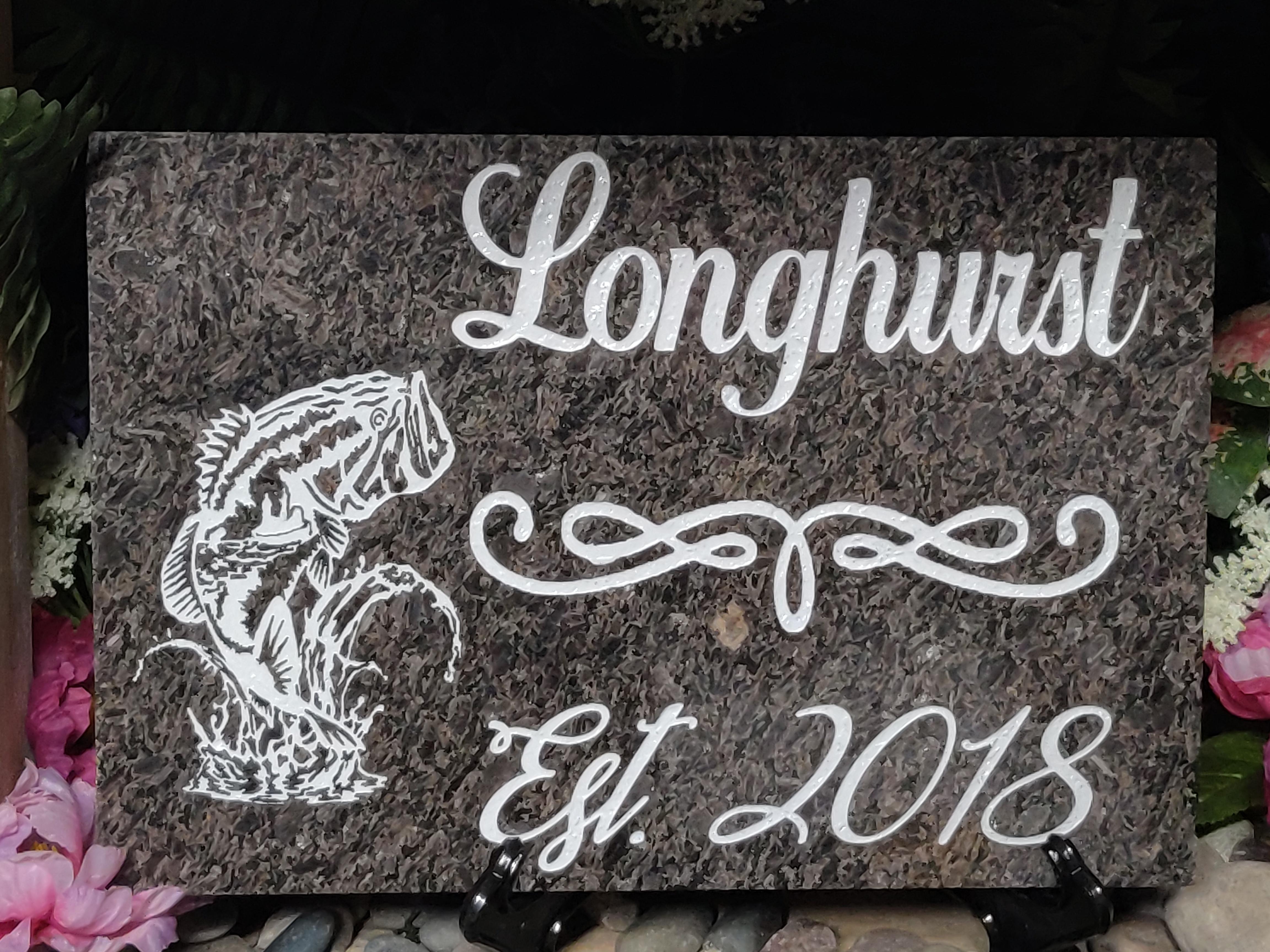 Family Name Address House stone