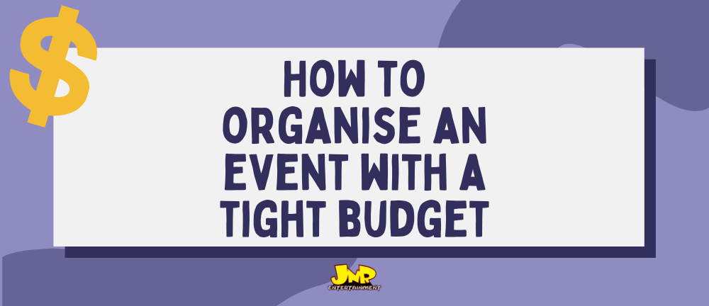 organise event on tight budget event planning event planner event organiser singapore