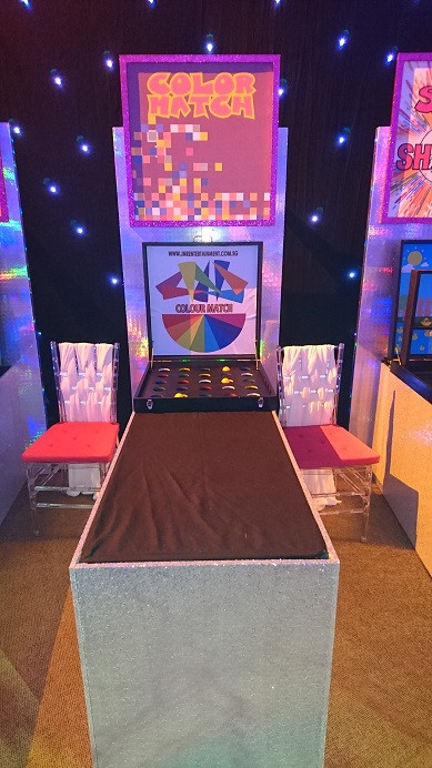 Color Match Premium Carnival Game Stall