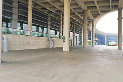 marina barrage water playground event space event venue rental